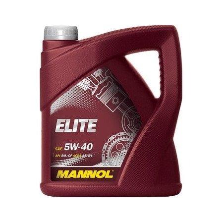 Alyva MANNOL ELITE 5W-40 5L