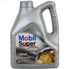 Alyva MOBIL 5W40 SUPER 3000  4L