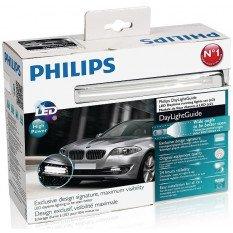 LED Dienos žibintai Philips 12825