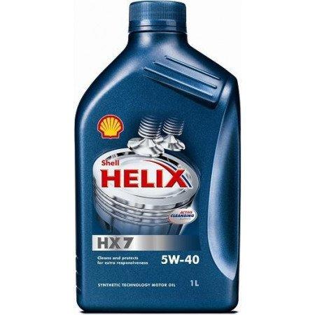 Alyva 5W40 HELIX HX7 1L
