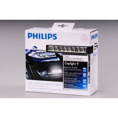 Dienos žibintai Philips 12831 Day light 9
