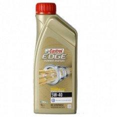 5W40 CASTROL EDGE TURBO DIESEL Titanium  1L