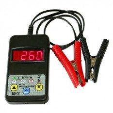 Elektroninis akumuliatorių tikrintuvas BT 111 DHC, GYS (Prancūzija)
