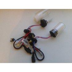 Ksenoninės lemputės Basic H7 6000K