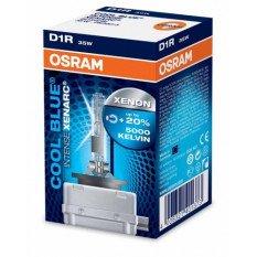 Ksenoninės lemputės Osram D1R Cool blue