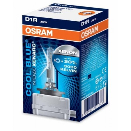 Ksenoninė lemputė Osram D1R Cool blue