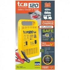 Įkroviklis TCB 120, GYS (Prancūzija)