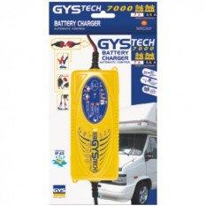 Automatinis akumuliatorių kroviklis Gystech 7000 (GYS, Prancūzija)