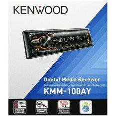Magnetola Kenwood KMM-100AY