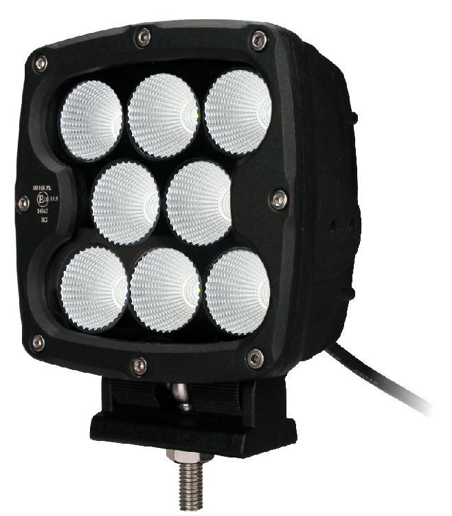 LED žibintas 80W