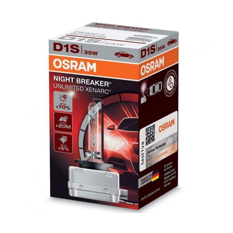 Osram D1S unlimited