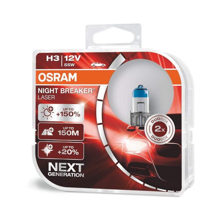 OSRAM H3