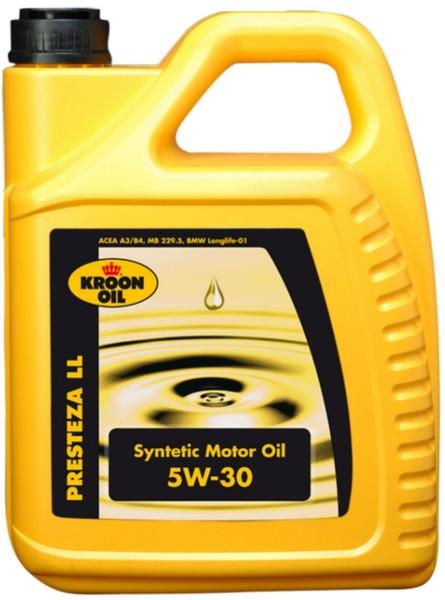 Kroon oil presteza