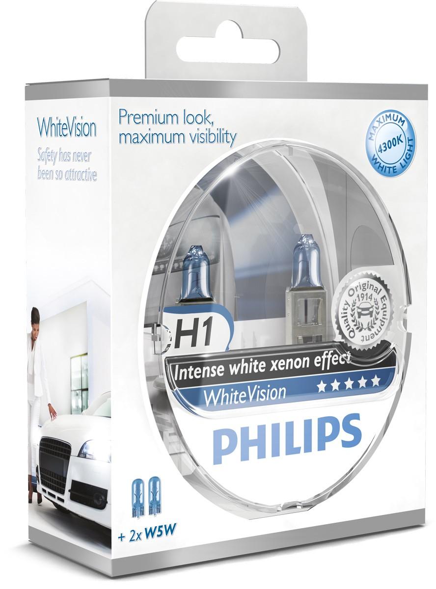 Lemputės WhiteVision H1